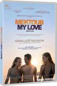 Mektoub My Love. Canto uno (DVD) di Abdellatif Kechiche - DVD