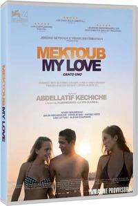 Cover Dvd Mektoub My Love. Canto uno (DVD)