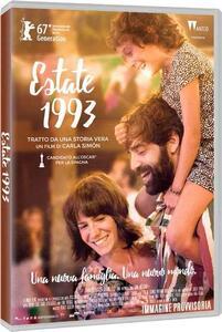 Estate 1993 (DVD) di Carla Simòn - DVD