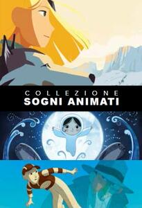 Cofanetto Sogni animati (3 DVD) di Tomm Moore,Rémi Chayé,Jean-Loup Felicioli,Alain Gagnol