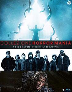 Cofanetto Horror Mania (3 Blu-ray) di Wes Craven,Jeremy Gillespie,Steven Kostanski,Tikhon Kornev
