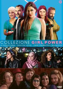 Cofanetto Girl Power (3 DVD) di Stefano Incerti,Maysaloun Hamoud,Gigi Roccati