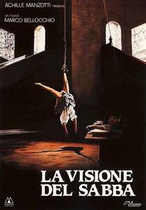 La visione del sabba (DVD) di Marco Bellocchio - DVD