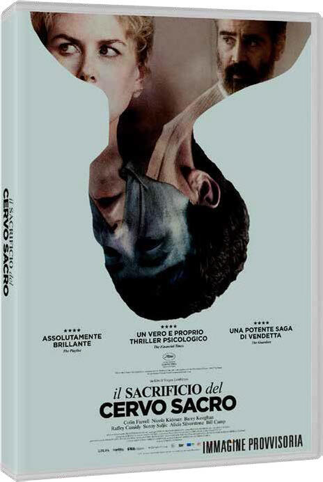Il sacrificio del cervo sacro (Blu-ray) di Yorgos Lanthimos - Blu-ray