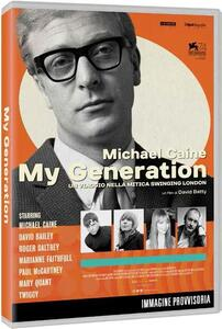 My Generation (DVD) di David Batty - DVD