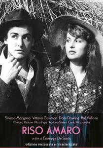 Riso amaro (Blu-ray) di Giuseppe De Santis - Blu-ray