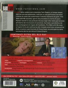 Twin Peaks. Fuoco cammina con me (Blu-ray) di David Lynch - Blu-ray - 2