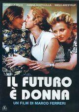 Film Il futuro è donna (DVD) Marco Ferreri