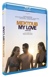 Cover Dvd Mektoub My Love. Canto uno (Blu-ray)