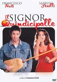 Cover Dvd Il signor 15 palle (DVD)