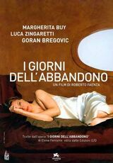 Film I giorni dell'abbandono (DVD) Roberto Faenza