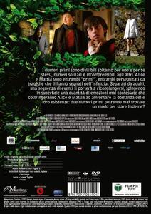 La solitudine dei numeri primi (DVD) di Saverio Costanzo - DVD - 2