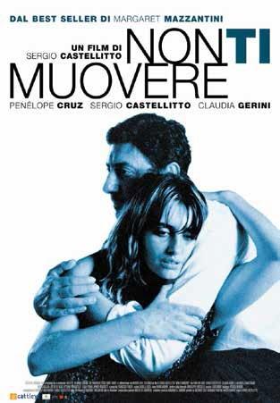 Cover Dvd DVD Non ti muovere