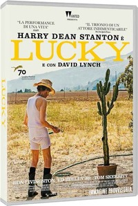 Cover Dvd Lucky (DVD)