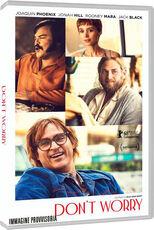 Film Don't Worry (Blu-ray) Gus Van Sant