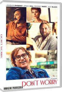 Don't Worry (Blu-ray) di Gus Van Sant - Blu-ray