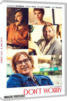 Don't Worry (Blu-ray) di Gus Van Sant - Blu-ray