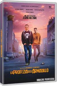 La profezia dell'armadillo (Blu-ray) di Emanuele Scaringi - Blu-ray