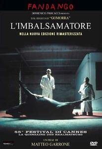 Film L' imbalsamatore (Blu-ray) Matteo Garrone