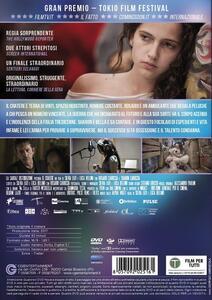 Il cratere (DVD) di Silvia Luzi,Luca Bellino - DVD - 2