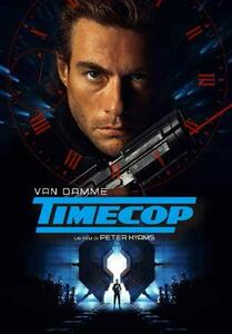 Timecop (Blu.ray) di Peter Hyams - Blu-ray