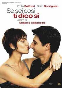Se sei così ti dico sì (DVD) di Eugenio Cappuccio - DVD
