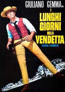 I lunghi giorni della vendetta (DVD) di Florestano Vancini - DVD