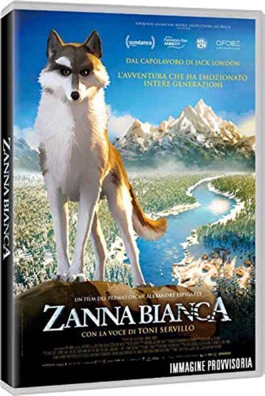 Zanna bianca (Blu-ray) di Alexandre Espigares - Blu-ray