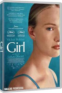 Girl (DVD) di Lukas Dhont - DVD