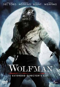 Cover Dvd Wolfman (Blu-ray)