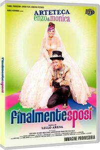 Finalmente sposi (DVD) di Lello Arena - DVD