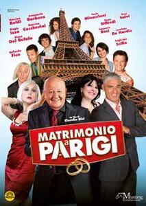 Matrimonio a Parigi (DVD) di Claudio Risi - DVD