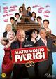 Cover Dvd DVD Matrimonio a Parigi