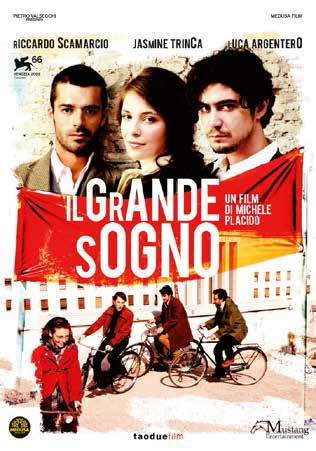Cover Dvd DVD Il grande sogno