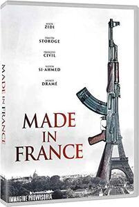 Made in France (Blu-ray) di Nicolas Boukhrief - Blu-ray