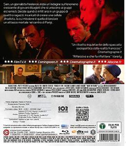 Made in France (Blu-ray) di Nicolas Boukhrief - Blu-ray - 2