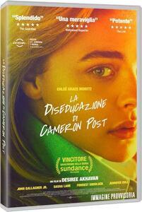 La diseducazione di Cameron Post (DVD) di Desiree Akhavan - DVD