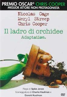 Il ladro di orchidee (DVD) di Spike Jonze - DVD