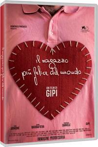 Il ragazzo più felice del mondo (DVD) di Gipi - DVD
