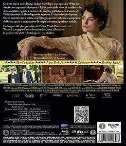 Colette (Blu-ray) di Wash Westmoreland - Blu-ray - 2
