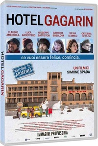 Cover Dvd Hotel Gagarin (DVD)