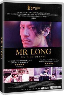Mr Long (DVD) di Sabu - DVD