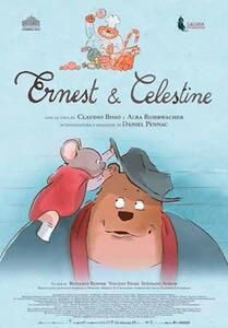 Ernest & Celestine (Blu-ray) di Benjamin Renner,Stéphane Aubier,Vincent Patar - Blu-ray