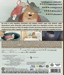 Ernest & Celestine (Blu-ray) di Benjamin Renner,Stéphane Aubier,Vincent Patar - Blu-ray - 2