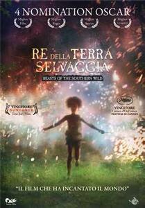 Re della terra selvaggia (DVD) di Benh Zeitlin - DVD