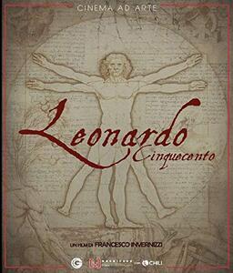 Leonardo cinquecento (DVD) di Francesco Invernizzi - DVD