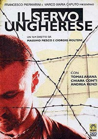 Cover Dvd Il servo ungherese (DVD)