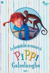Pippi Calzelunghe. Serie completa. Vol. 1 (4 DVD) di Olle Hellbom - DVD