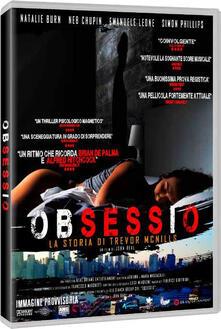 Obsessio (Blu-ray) di John Real - Blu-ray