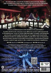 La stanza delle meraviglie (DVD) di Francesco Invernizzi - DVD - 2